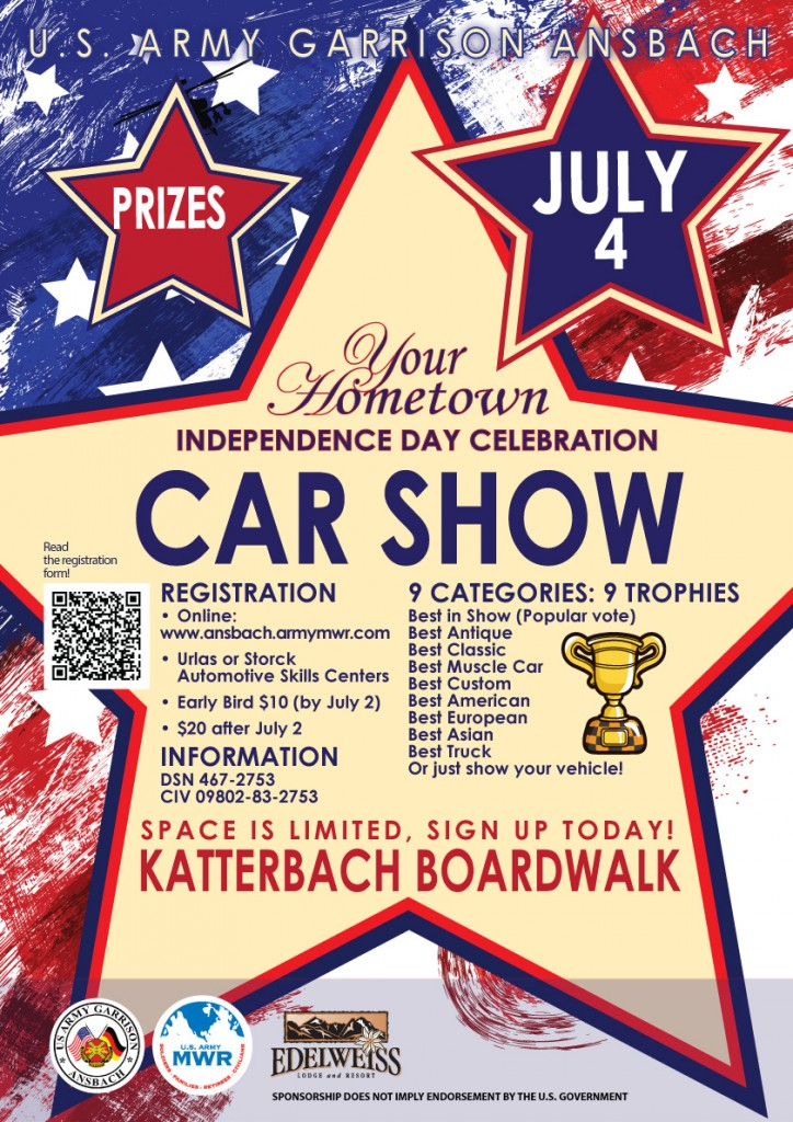 Fourth of July Car Show