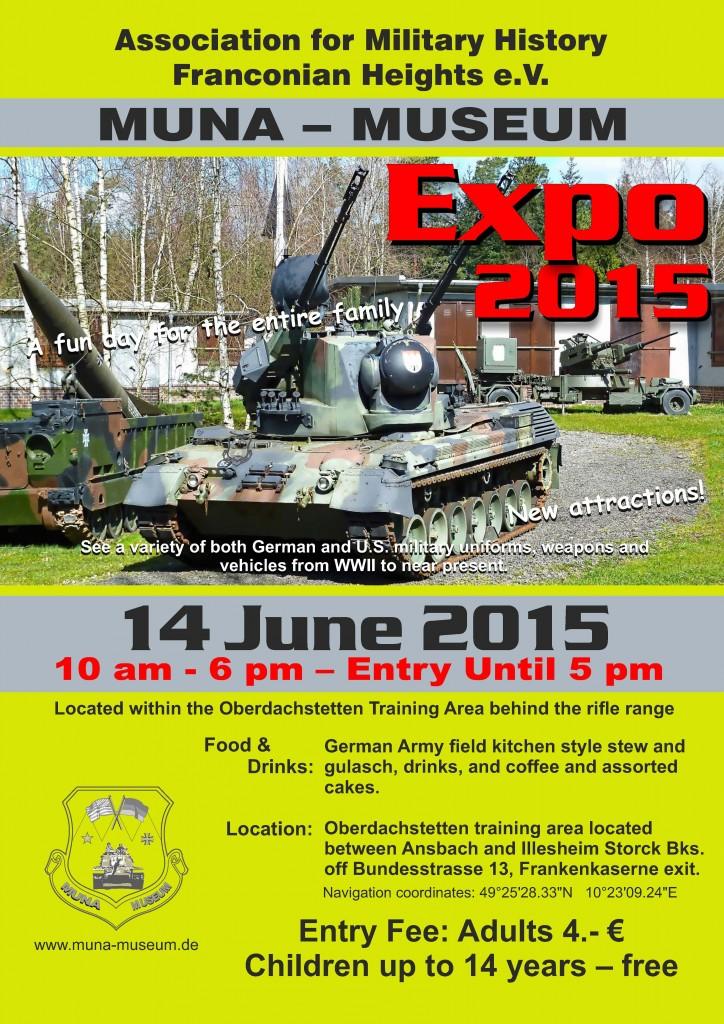 MUNA MUSEUM FLYER EXPO 2015 Poster_EN
