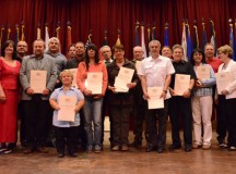 Employees receive recognition for lengths of service at USAG Ansbach