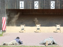 US Soldiers, German clubs aim for top spot at marksmanship competition