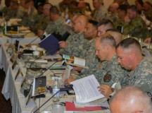 Army Europe senior leaders meet for annual conference
