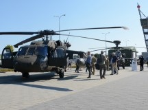Army Rotary Wing Aviation go on display in Poland
