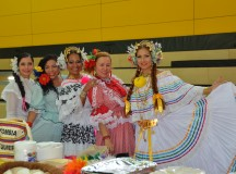 Hispanics and Ansbach community celebrate together