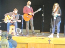 Student journalism: Ansbach students sing praises of anti-bullying concert