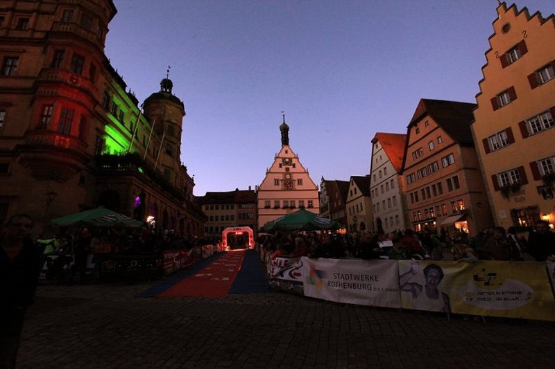 Rothenburg Lichterlauf