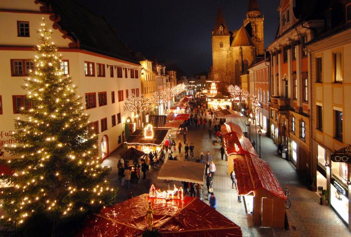 Ansbach Weinachtsmarkt