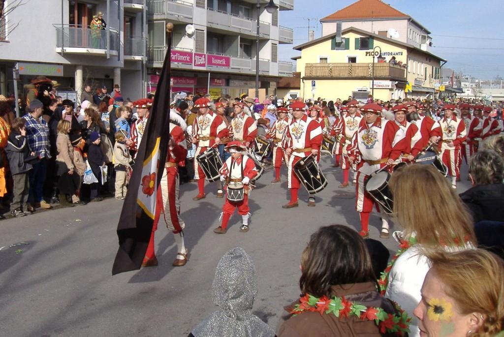 faschingsparade wikipedia