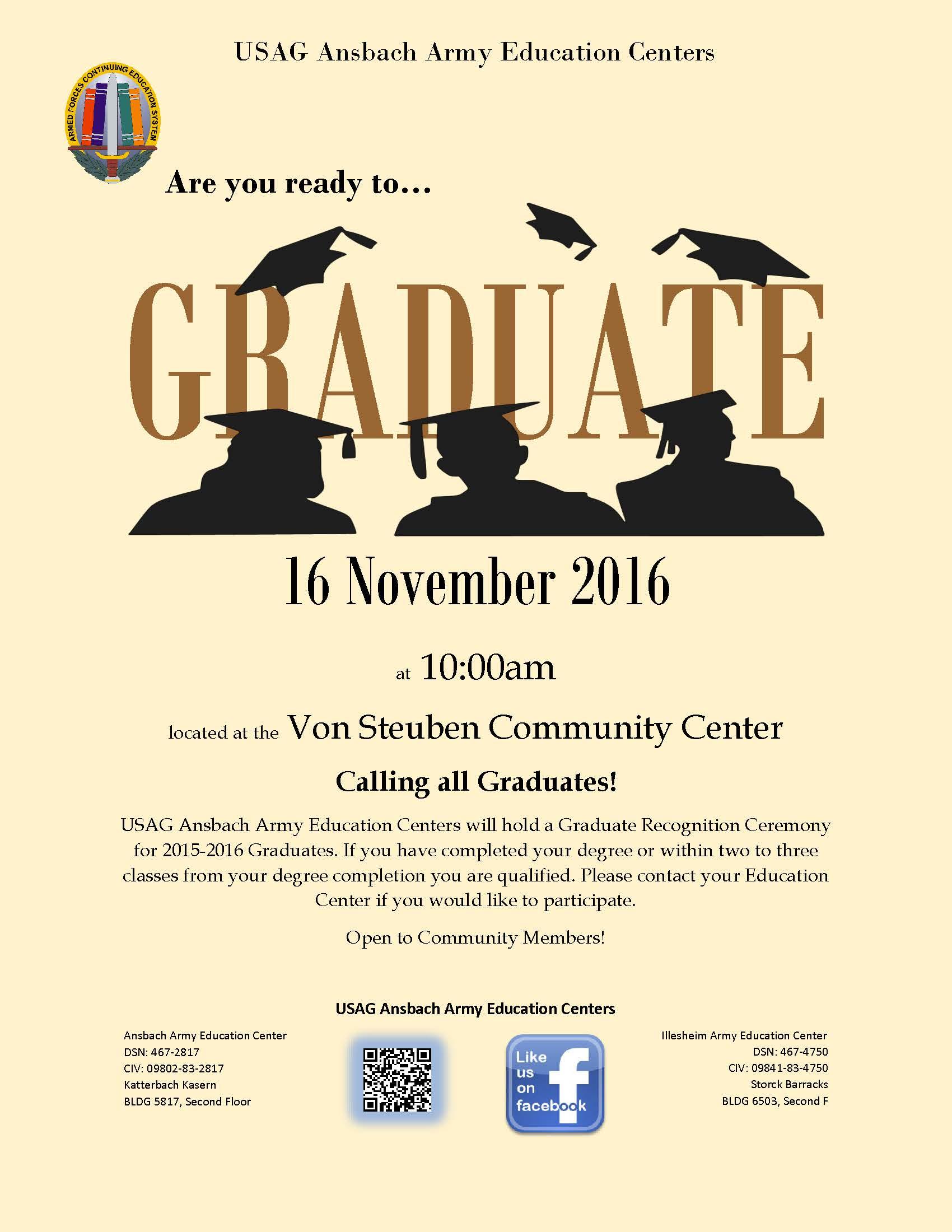 Final 2015-2016 Graduate Flyer
