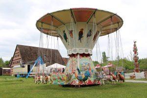 The outdoor museum in Bad Windsheim is hosting a historical fun fair. (Photo: Fr. Freilandmuseum)
