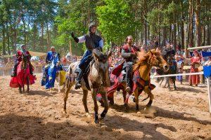 Hilpoltstein is hosting a medieval festival. (Photo courtesy of frankentourismus.de)