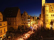 Reichstadtfesttage - Imperial Days in Rothenburg (Photo: Rothenburg Tourism)