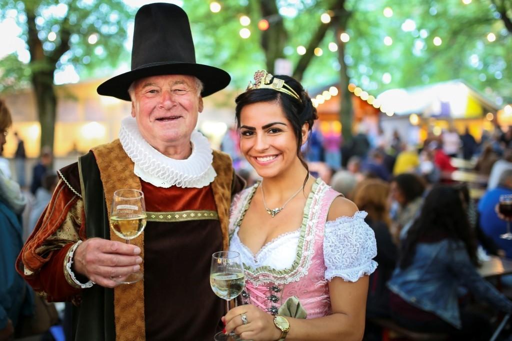 Weinfest Volkach (Photo: www.volkach.de)