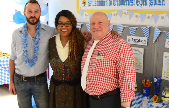 Oktoberfest at the Ansbach Education Center