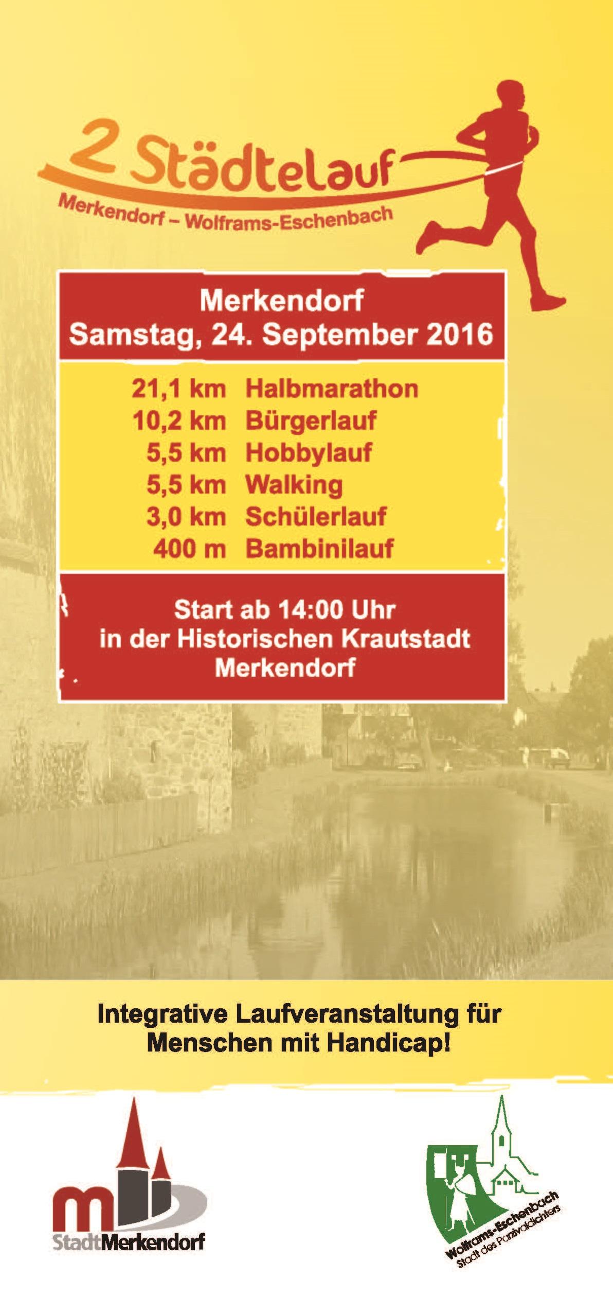 Zwei-Städte-Lauf