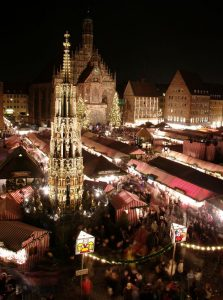 Christkindlesmarkt Nürnberg (Photo: Roland Berger)