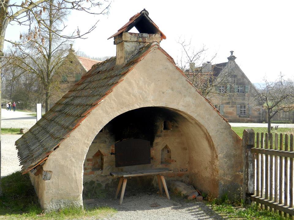 Backofen at Freilandmuseum Bad Windsheim