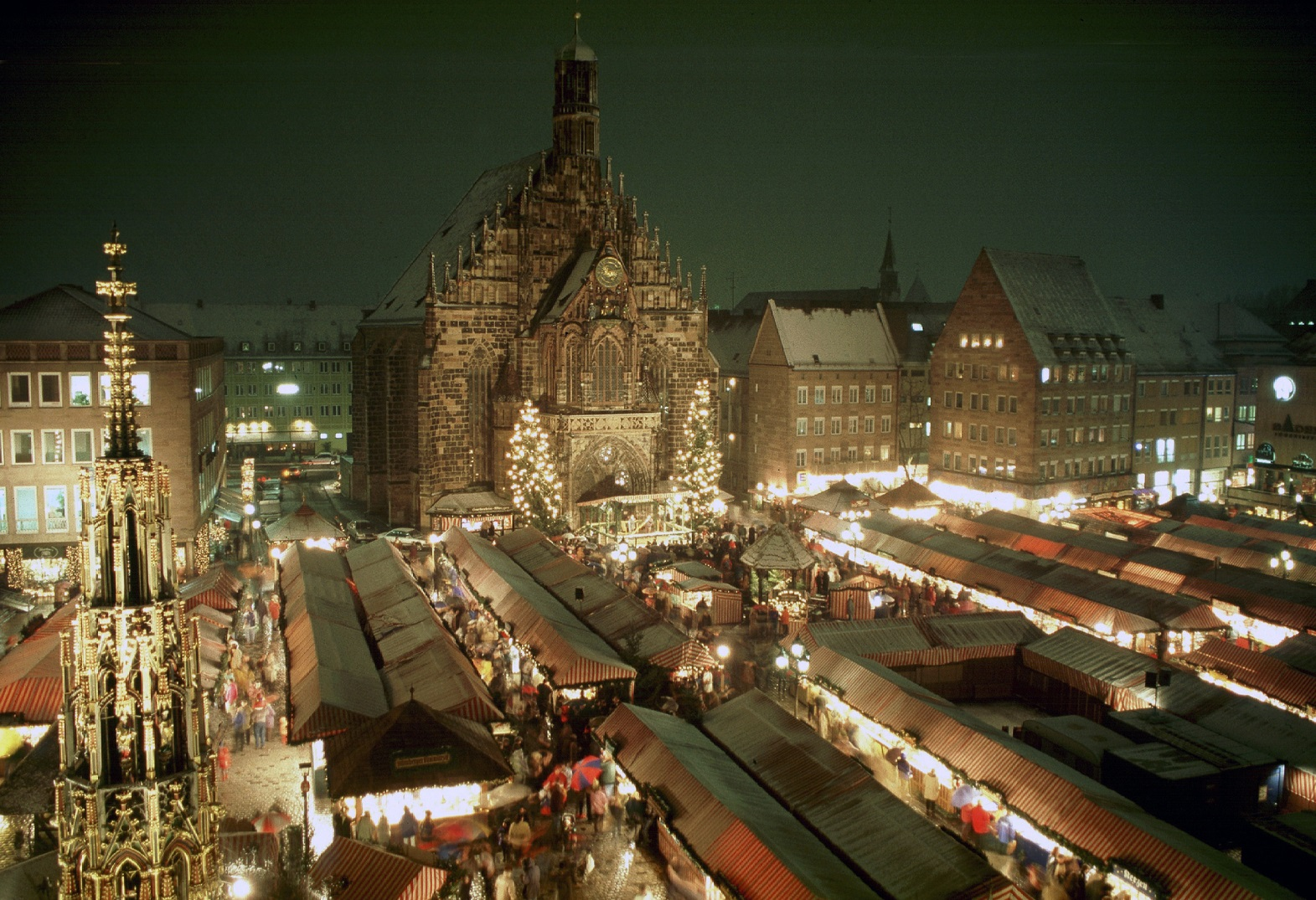 Nürnberger Christkindlesmarkt (Photo: Uli Kowatsch)