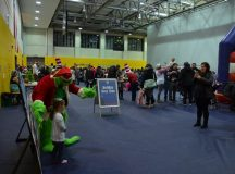 BEST 'HO-HO-HOME-'TOWN IN EUROPE: USAG Ansbach holds holiday market at Katterbach