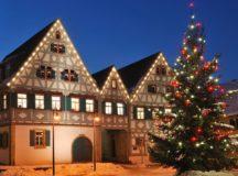 Dreigiebelhaus in Ditzingen (Photo: Harke, Wikimedia)