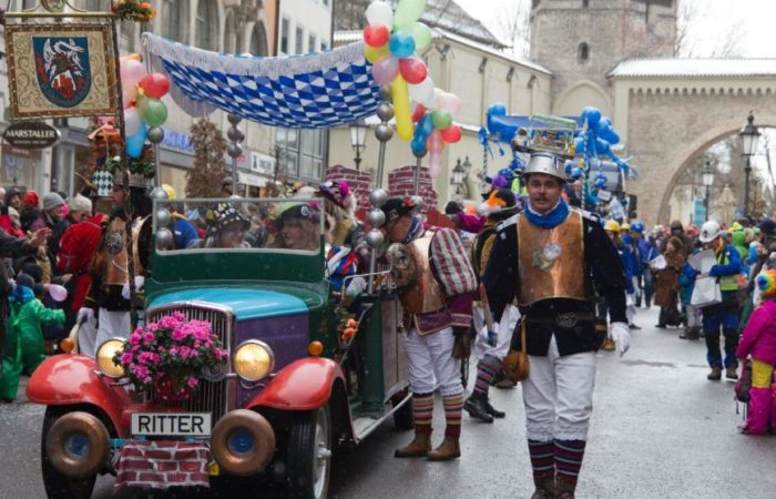 Fasching parade (Photo: Muenchen.de)