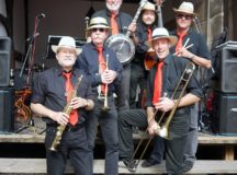 The Jazzstudio Nürnberg has been offering live Jazz music for decades. (Photo: Franconian Jazz Band)