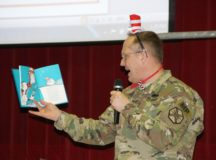 'READ ACROSS AMERICA': Ansbach Elementary celebrates Seuss, literacy