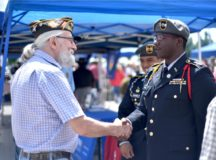 Ansbach community members thank area Vietnam veterans at 50th anniversary commemoration