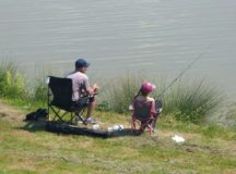 Kids Fishing Day with Legion Post 1982