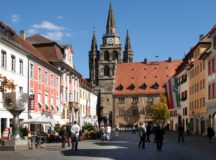 Downtown Ansbach (Photo: James Albright)