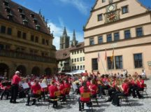 Ambassadors of Music (Photo: Stadt Rothenburg)