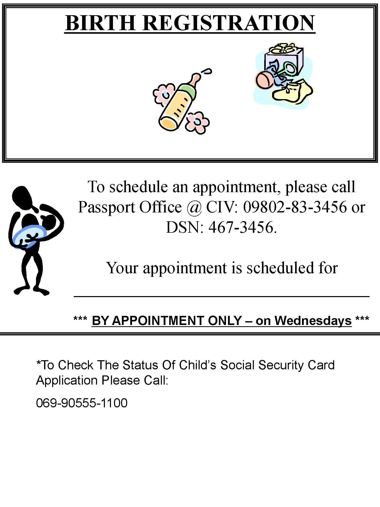 Consular Report of Birth Abroad (CRBA)