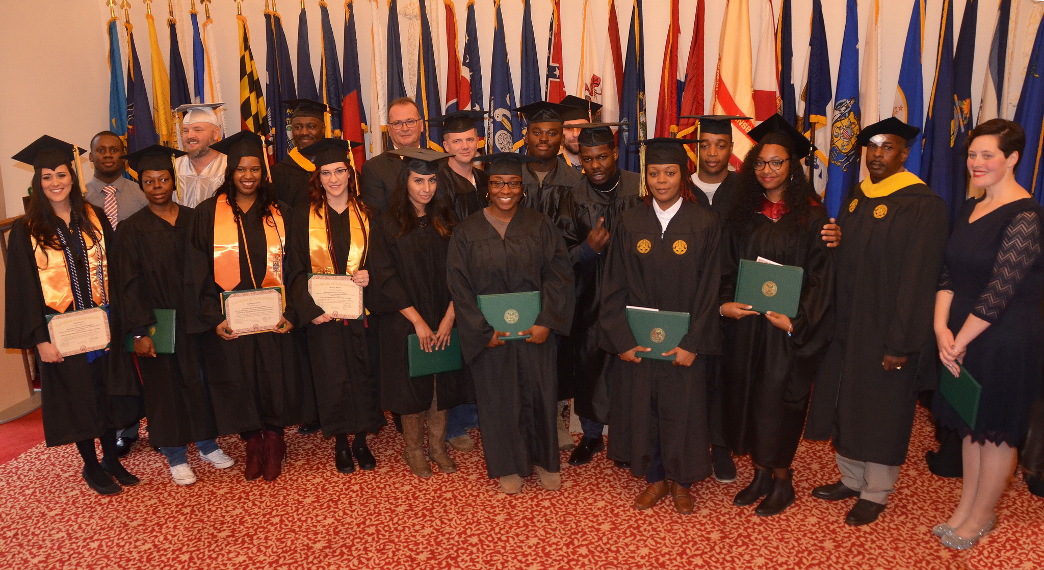 USAG Ansbach Education Center Recognition Ceremony honors graduates