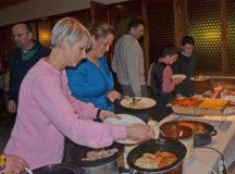 Outreach-KONTAKT Franken celebrates German-American friendship at annual holiday dinner