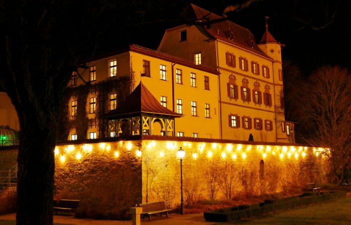 Schlossweihnacht in Treuchtlingen (Photo: Stadt Treuchtlingen)