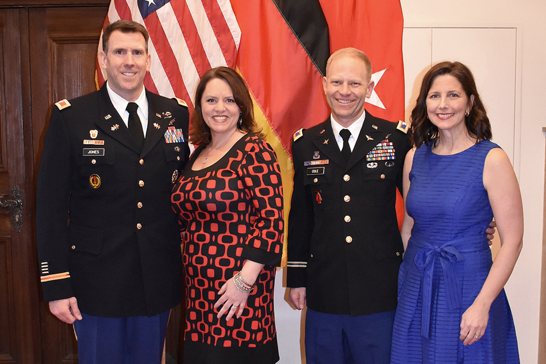USAG Ansbach Winter Reception brings American, German communities together