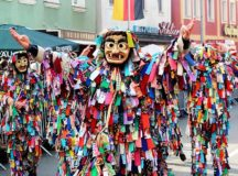 The Fasching parade in Allersberg is one of the many highlights of the season. (Photo: Faschingszug Allersberg)