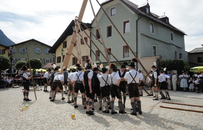 May Day in Germany – rife with old traditions
