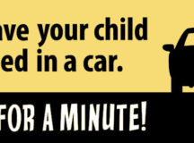 Summer Safety: Never leave a child alone in a vehicle