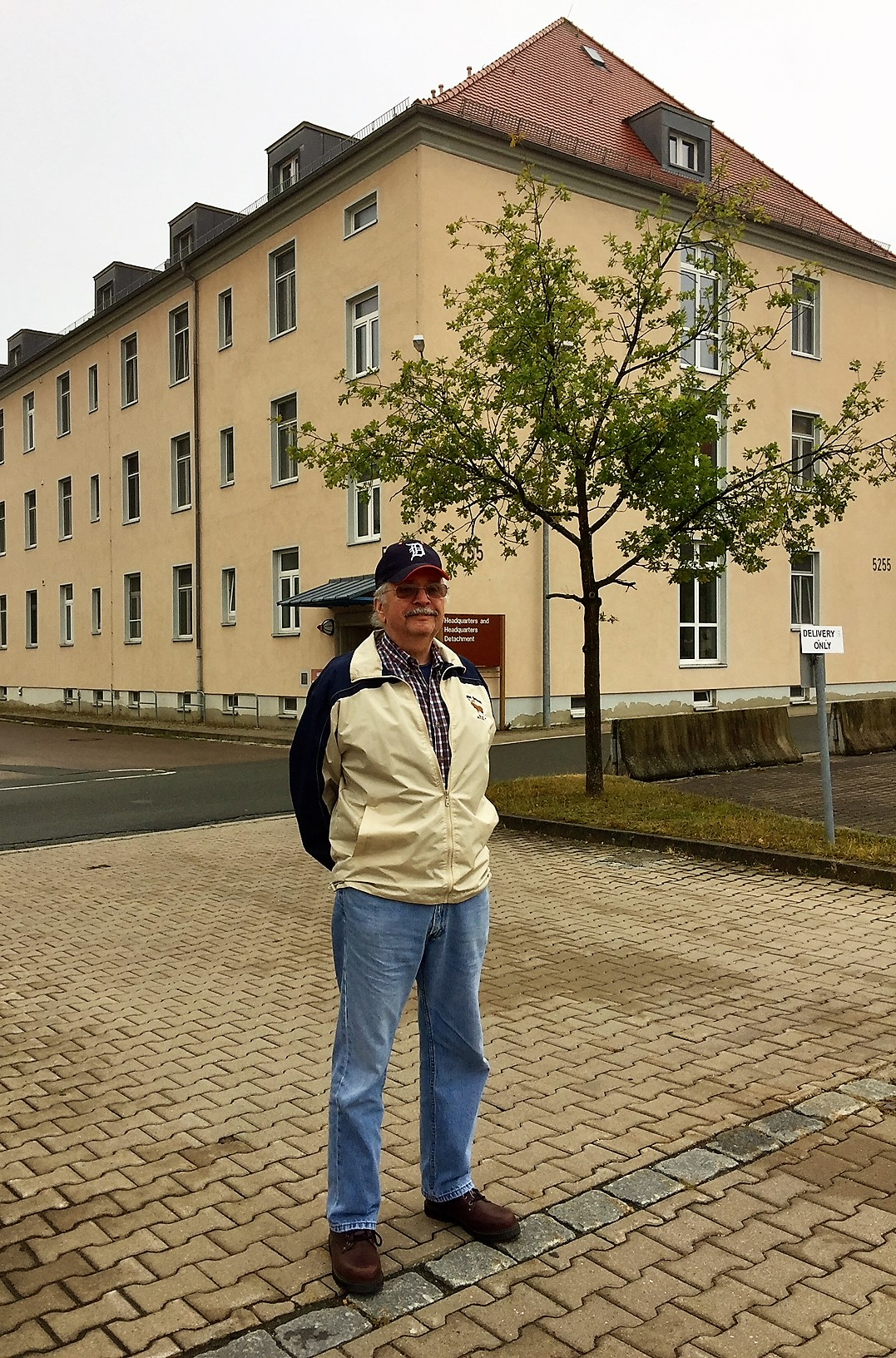 U.S. Army veteran visits Barton Barracks after nearly 60