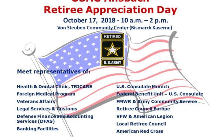 Retiree Appreciation Day 2018