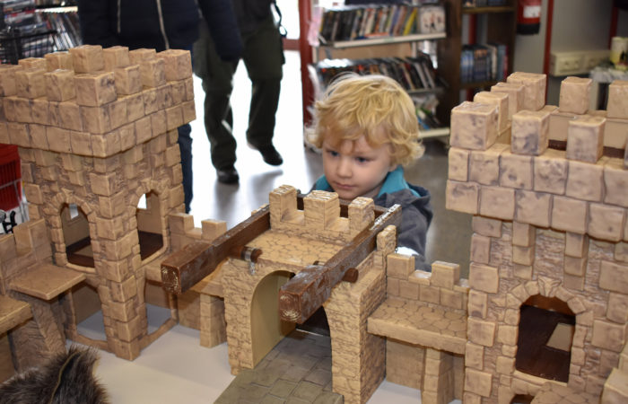 Ansbach military community hosts children's home youth