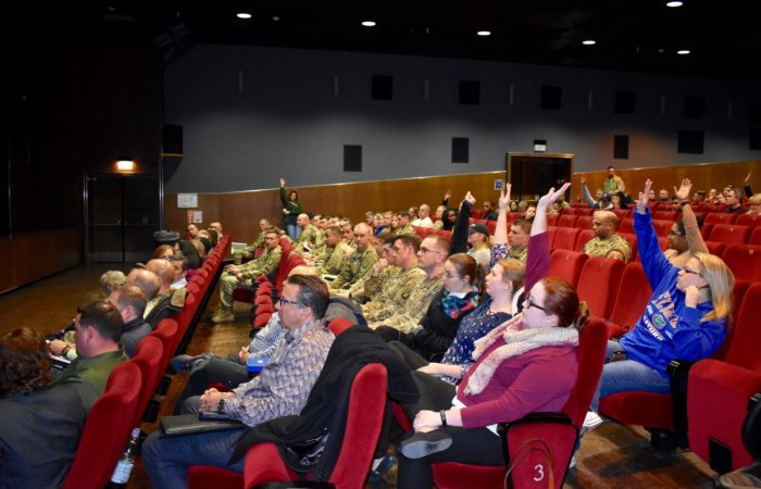 USAG Ansbach held town hall to discuss family housing concerns