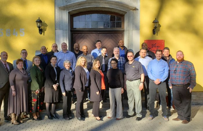 IMCOM Supervisor Leadership Course hosted in Ansbach