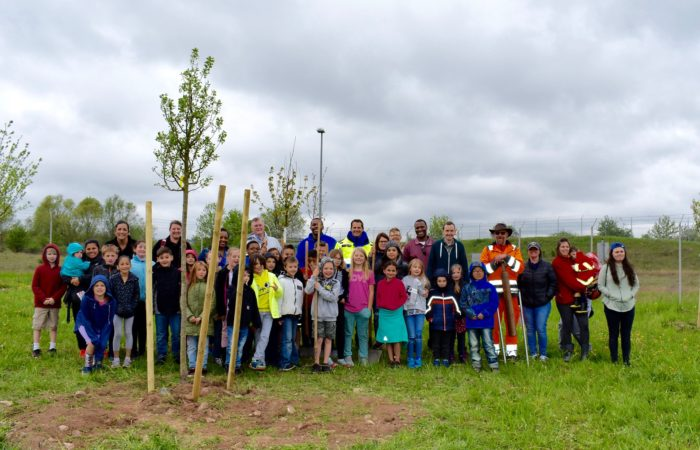 USAG Ansbach celebrates Arbor Day
