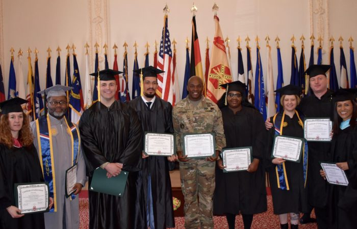USAG Ansbach honors college graduates