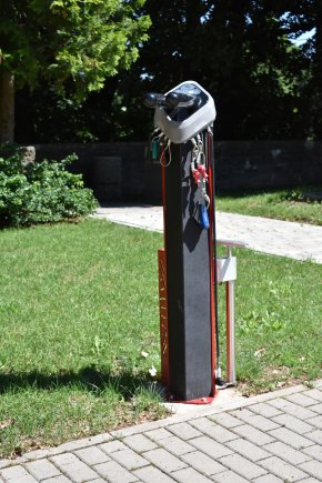 Bike Repair Stands, Cycling in Ansbach