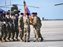 12th Combat Aviation Brigade welcomes new commander