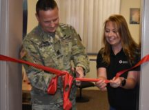 USAG Ansbach American Red Cross opens resiliency room