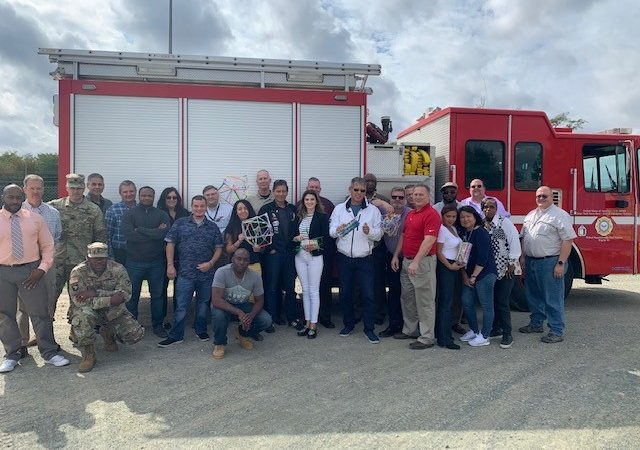 USAG Ansbach conducts team-building event for MK and Novo Selo