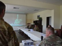 Ansbach focuses on EO in leaders' course